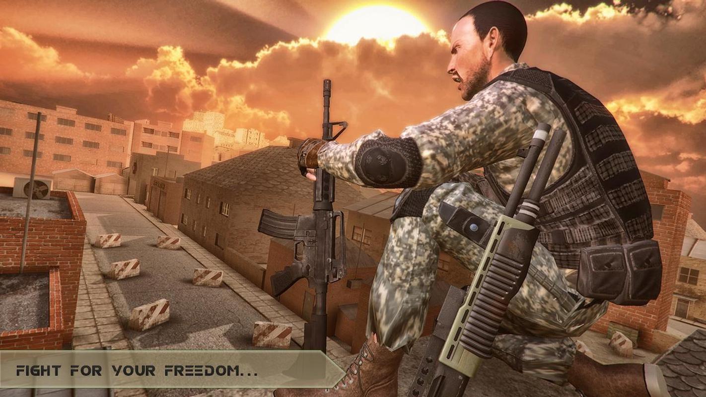 自由力量之战