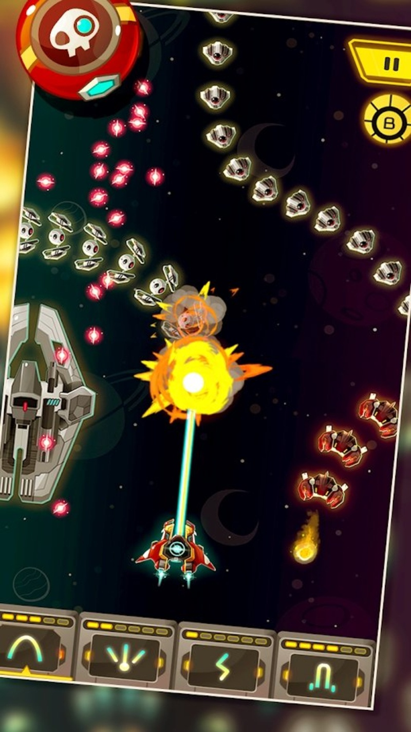太空猎人游戏截图