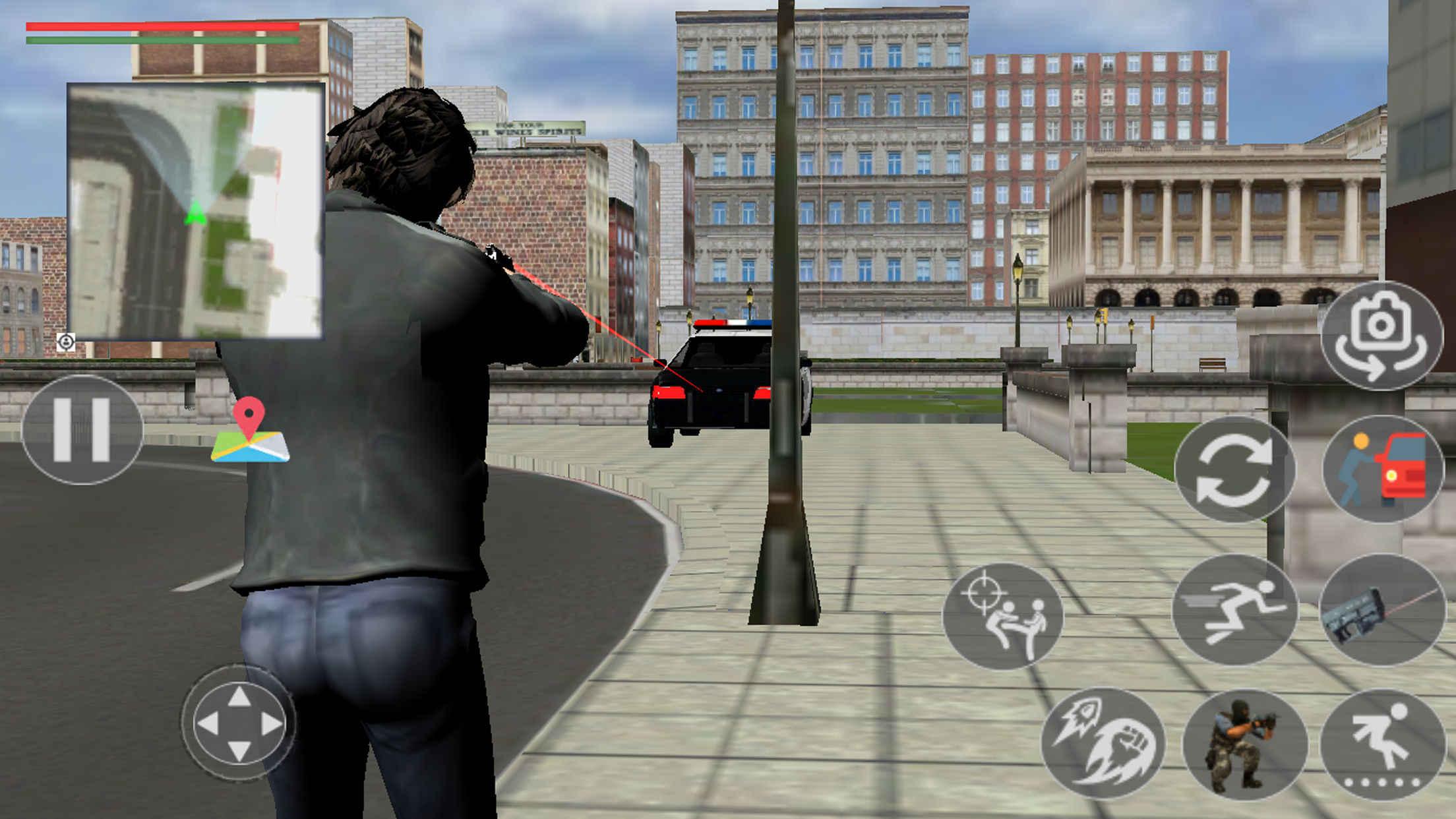 GTA复仇犯罪