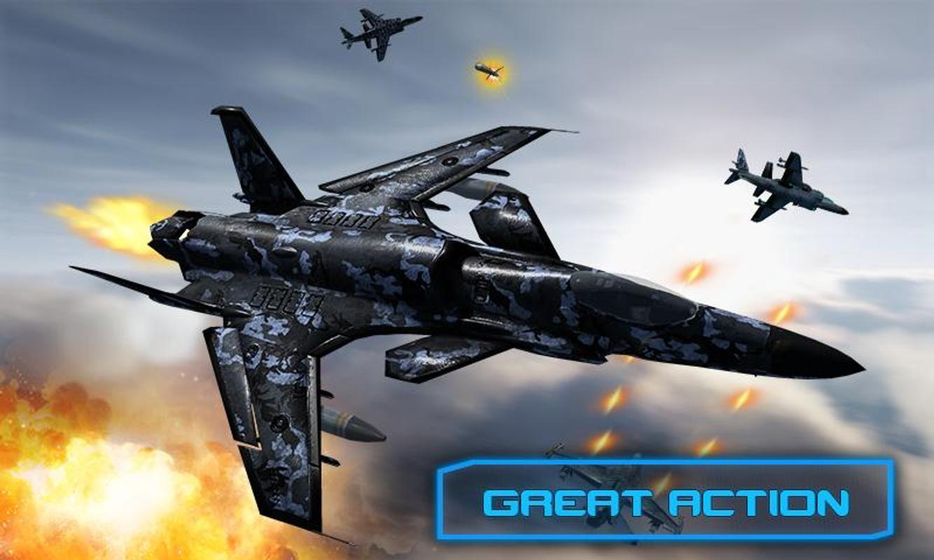 美国空军飞行员:空中作战3D