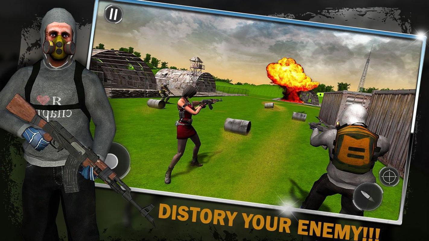 穿越火线战场:最终玩家