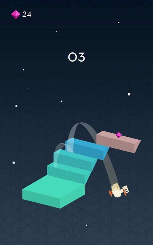 重力跳球游戏截图