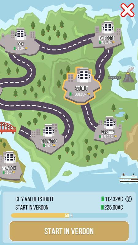 闲置岛屿城市建造大亨