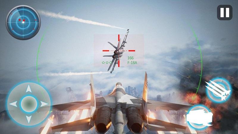 飞机战争:现代空战