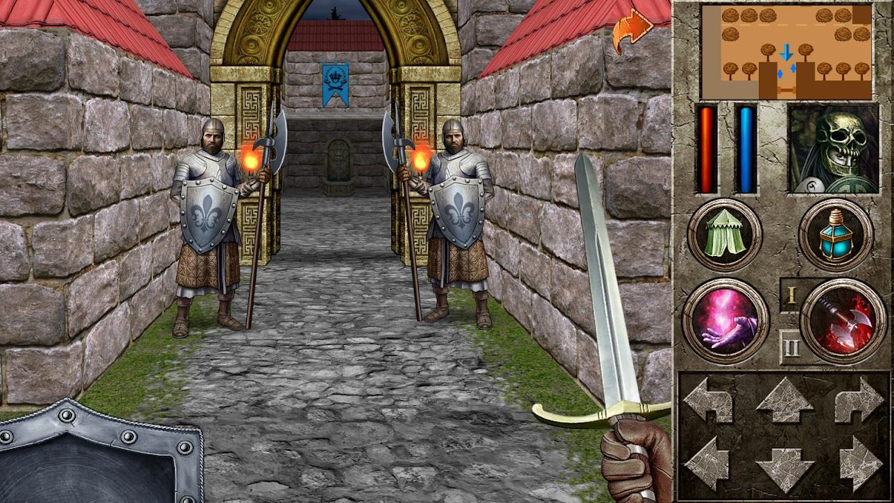 地牢探索游戏截图