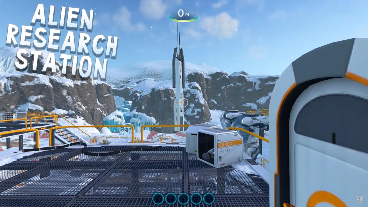 零度之下游戏截图