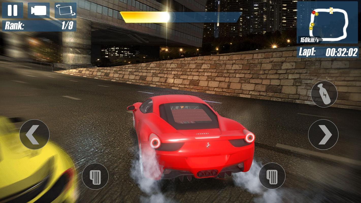 真实竞速赛车