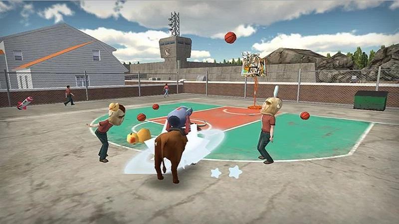 模拟公牛游戏截图