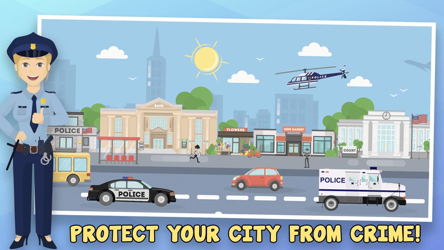 警察公司游戏截图