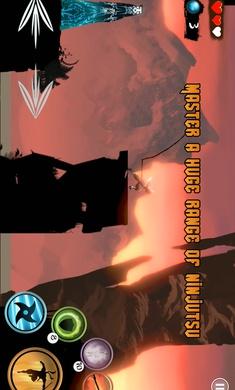 忍者逃脱:黑暗统治