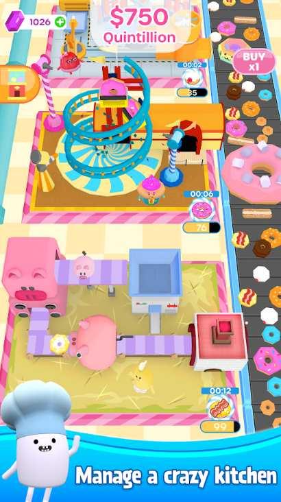 甜甜圈公司
