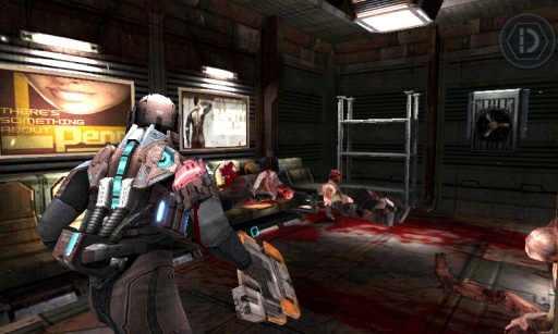死亡空间游戏截图