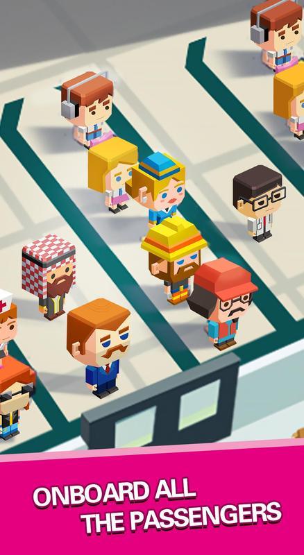 地铁大亨游戏截图