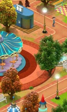奇幻游乐园魔法游乐场