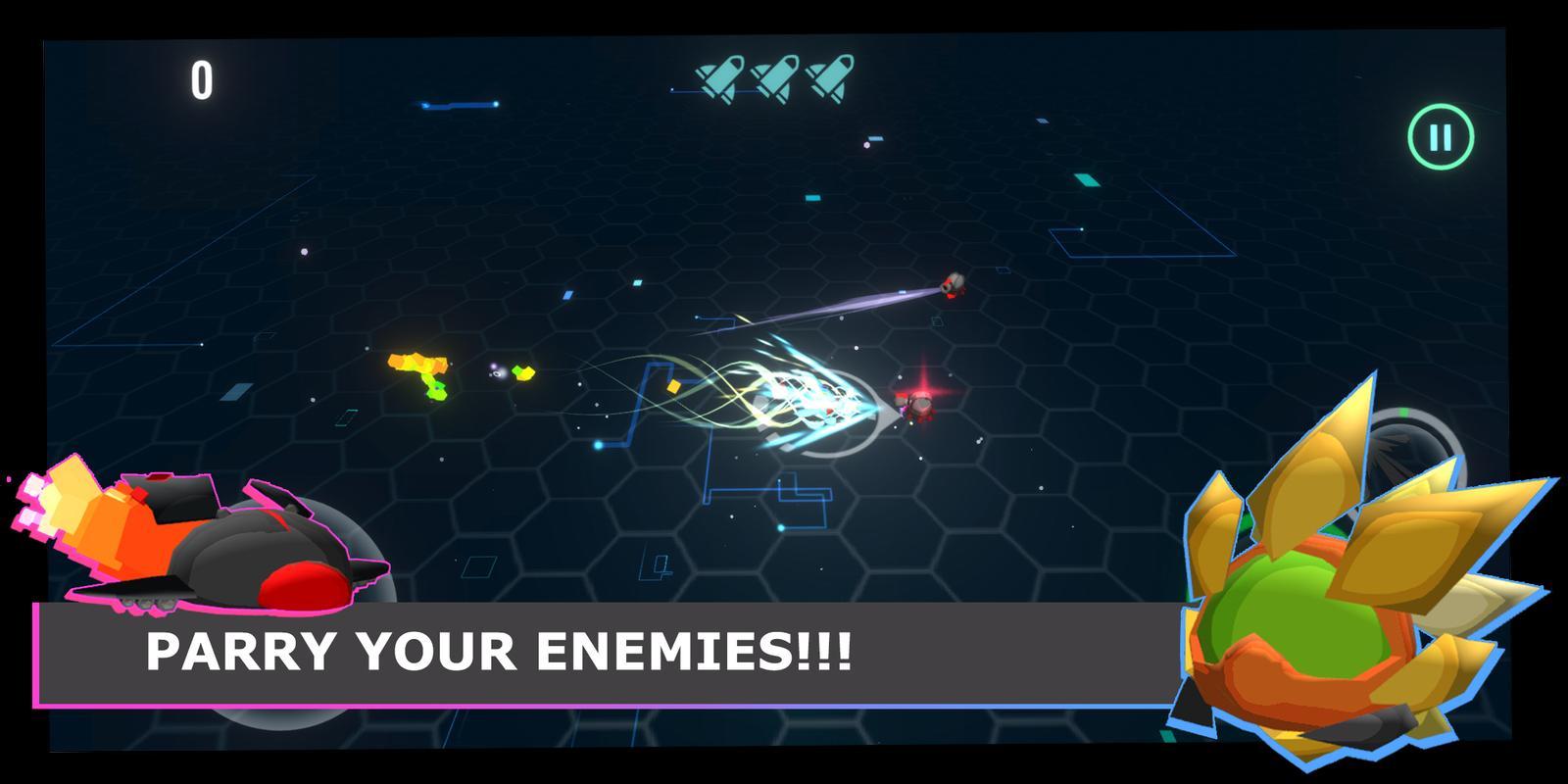 银河反击游戏截图