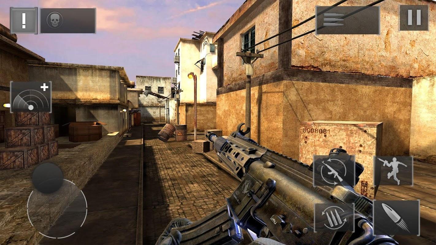 沙漠射手:陆军射击