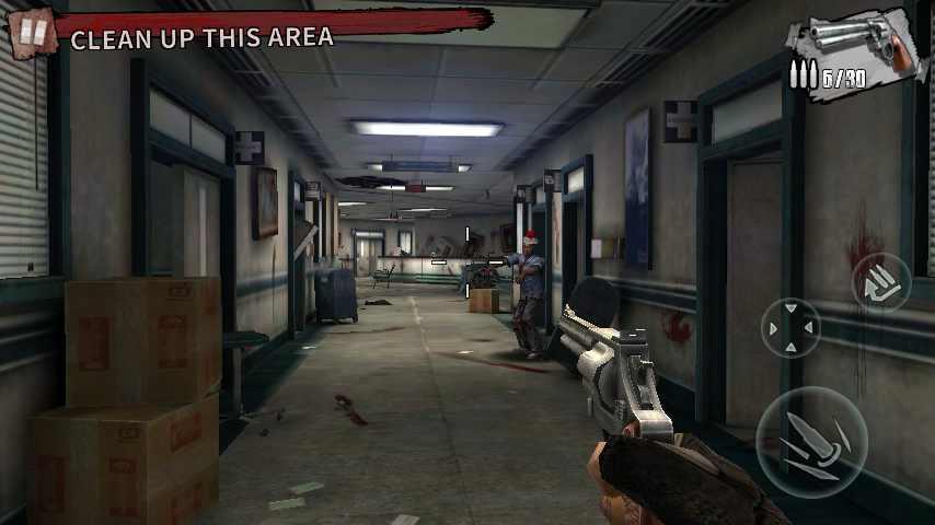 僵尸杀手:狙击手射击