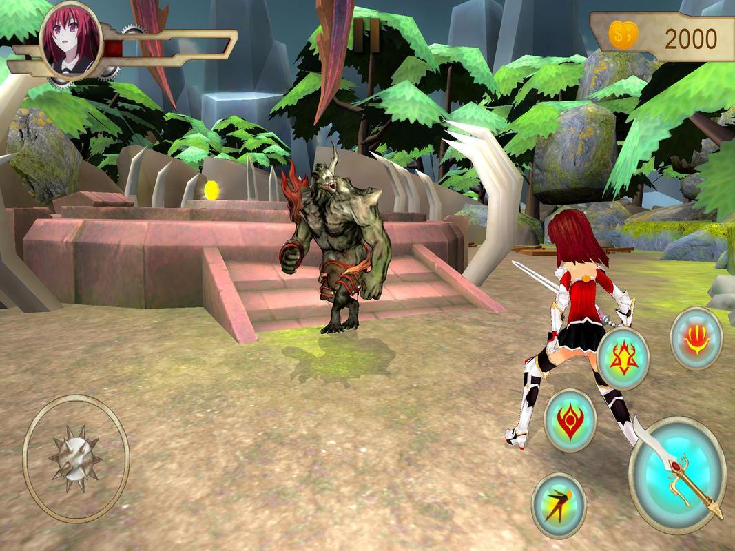 剑之幻想游戏截图