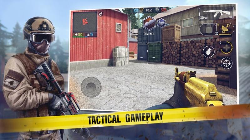 现代行动游戏截图