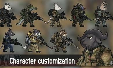 物种战争:灭绝