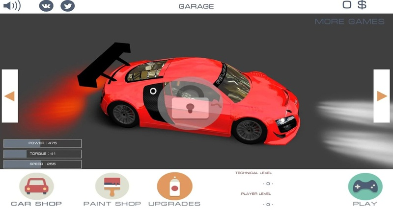 狂野飙车3D