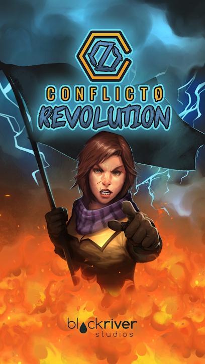 冲突的革命