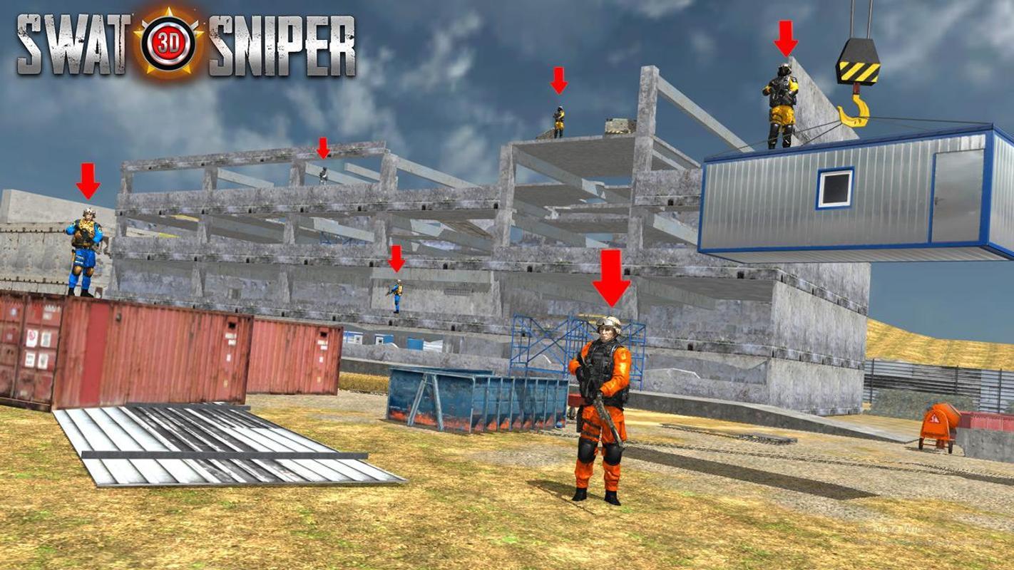 特警狙击手3D2019