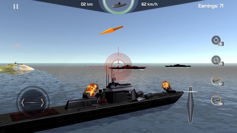 军舰模拟器:船舶之战