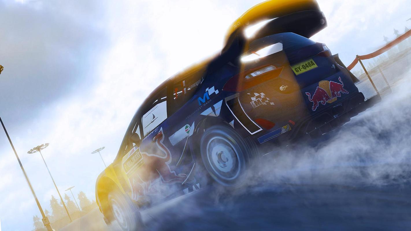 真实高速赛车模拟游戏