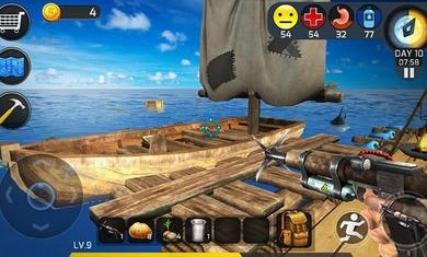 大海求生游戏截图