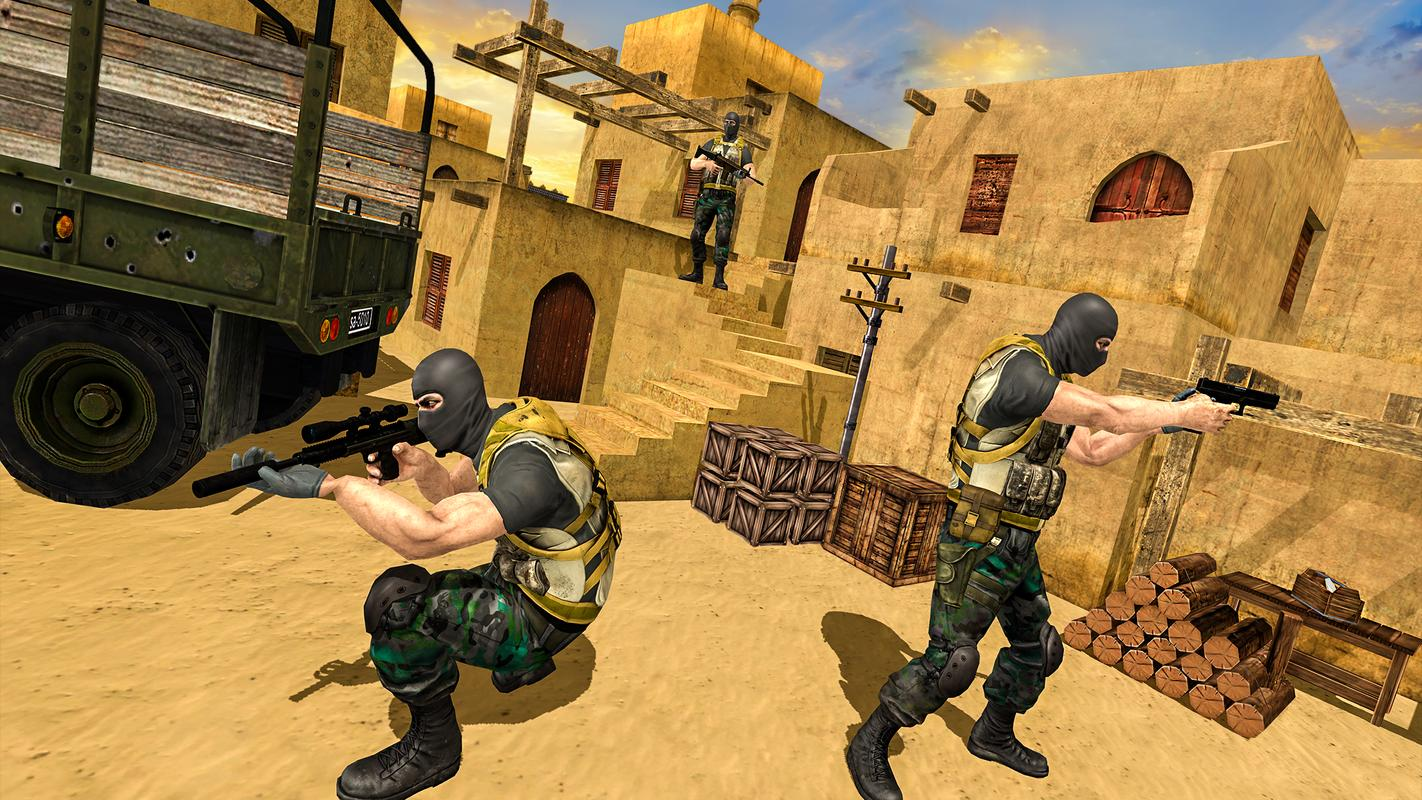 FPS反击进攻