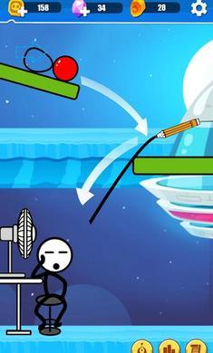 淘气球游戏截图