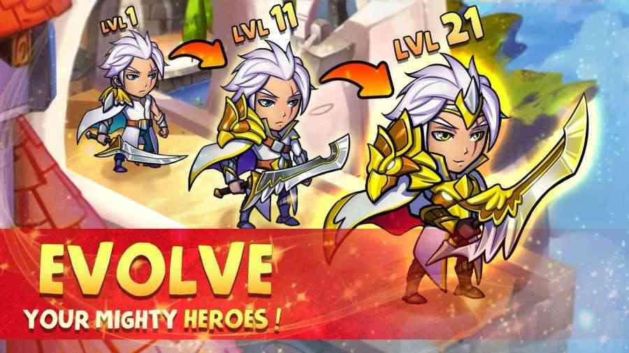 强大的联盟:英雄冲突