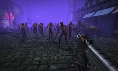 丧尸杀手游戏截图