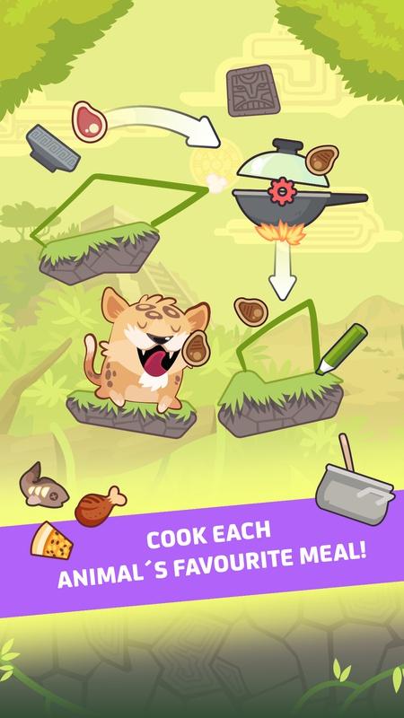 野生动物园厨师