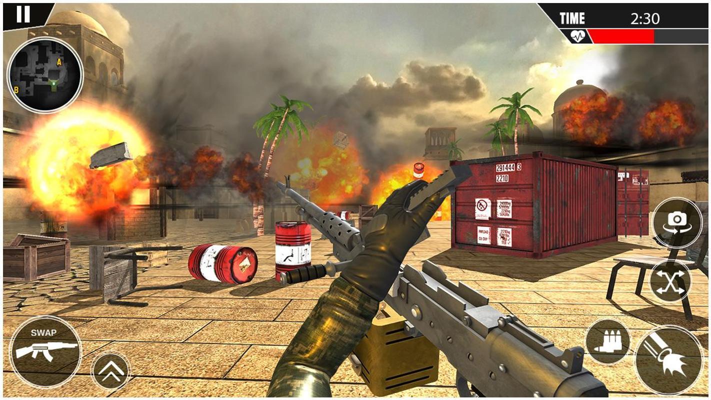 伟大枪械战争