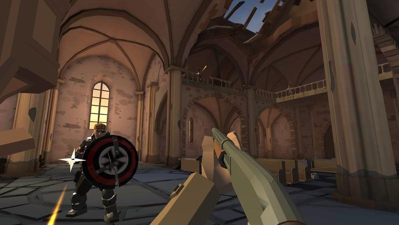 像素二战游戏截图
