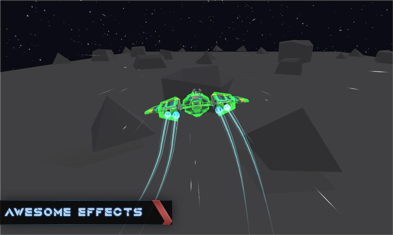 空间射手:星球武装船