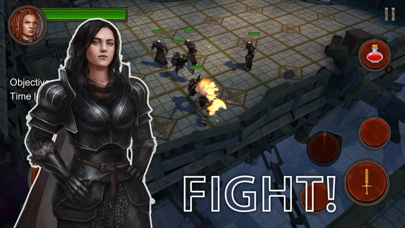 古代对手:地牢RPG