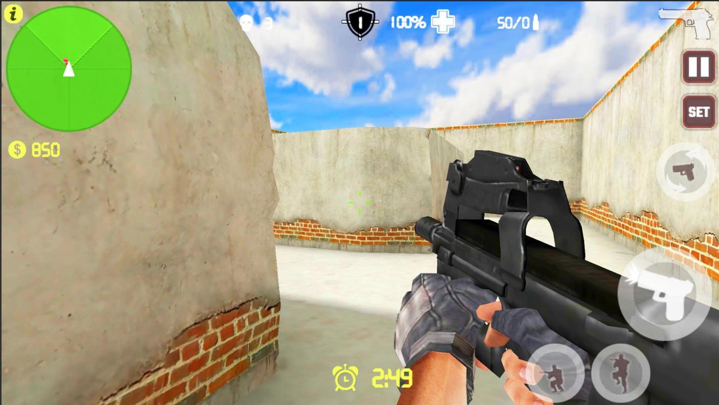 枪械杀手游戏截图