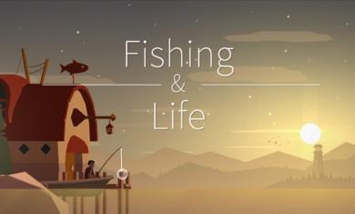 钓鱼人生游戏截图