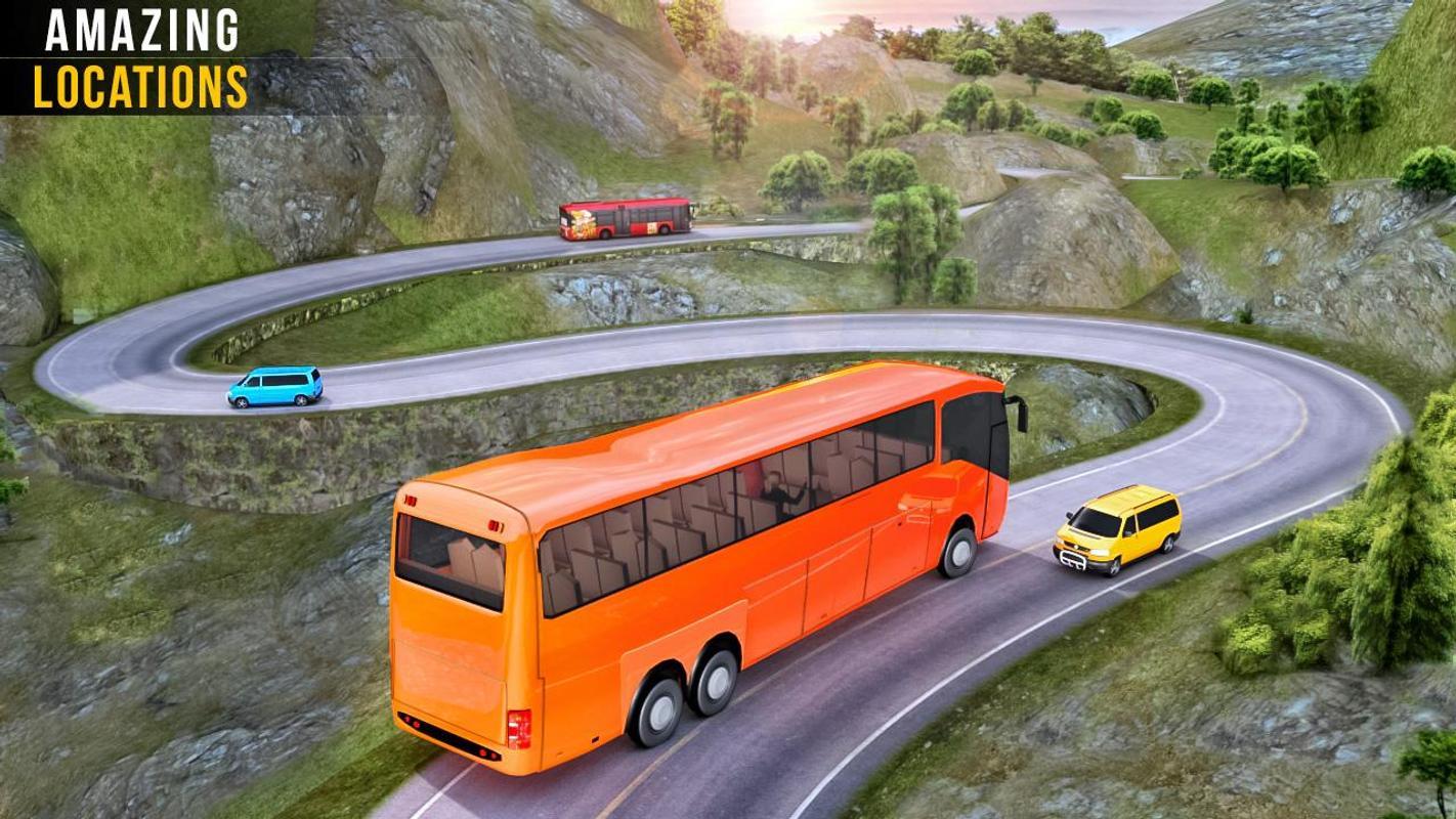 越野巴士冒险
