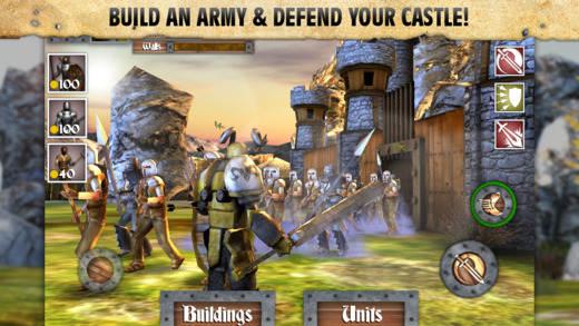 英雄城堡游戏截图