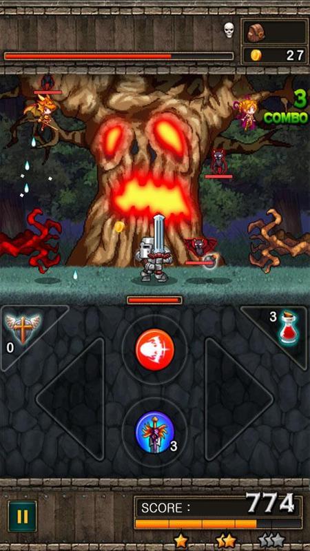 龙之风暴游戏截图