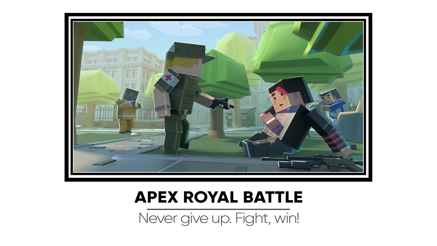 APEX大逃杀