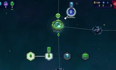 迷你太空游戏截图