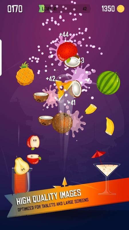 水果冲锋游戏截图