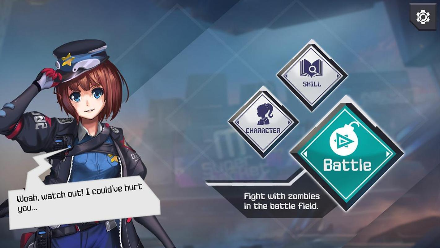 炸弹少女游戏截图