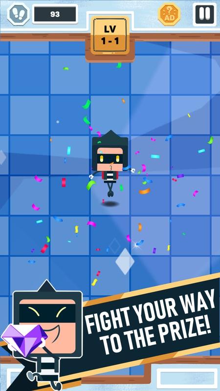 钻石掉落游戏截图