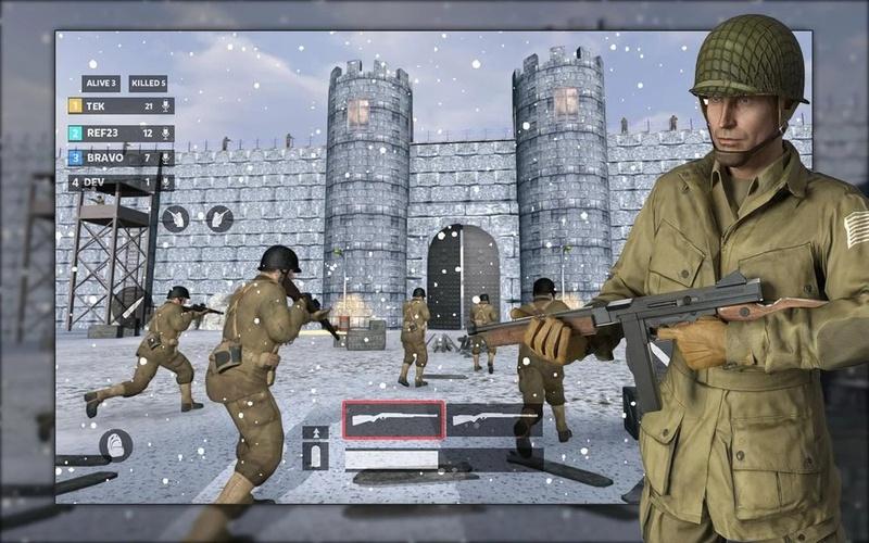 世界大战最后堡垒